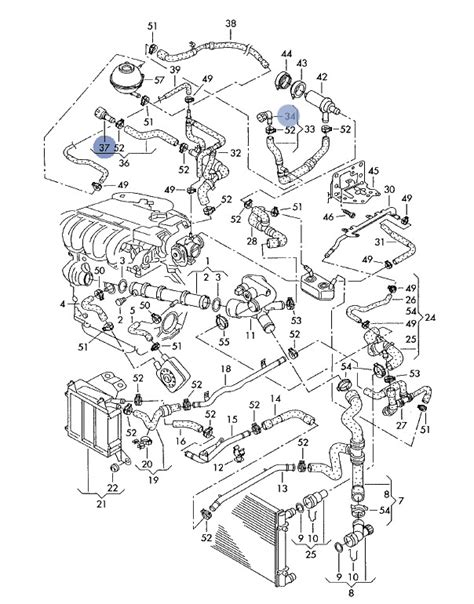 audi a4 1 8 t engine diagram 2002 audi a4 1 8t engine diagram wiring diagram and fuse box