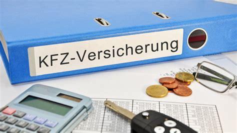 Autoversicherung Bersicht by Kfz Versicherung Wechseln Computer Bild