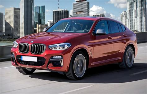 2019 Bmw New Models by 2019 Bmw X4 New Owners Manual Model Spirotours
