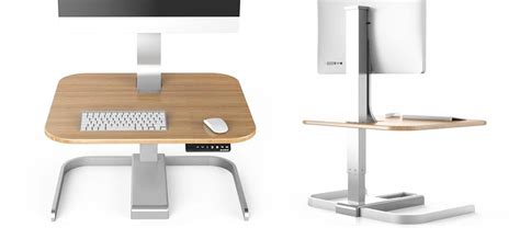 motorized standing desk crossover motorized standing desk by next desks