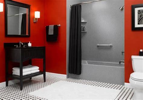 hava bathroom accessories k箟rm箟z箟 banyo dekorasyonu 214 rnekleri