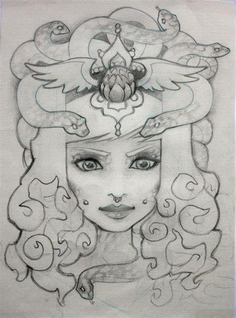 doodle how to make medusa 4536 best medusa images on jellyfish medusa