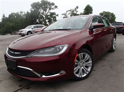 2015 Chrysler 200 Wheels by Vehicle Details