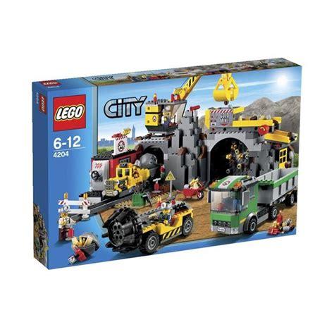 lego city la mine achat vente assemblage construction