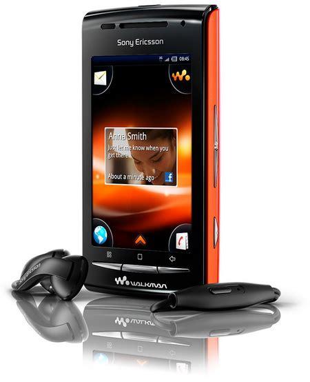 sony w8 19 fone sony ericsson w8 is the android powered walkman