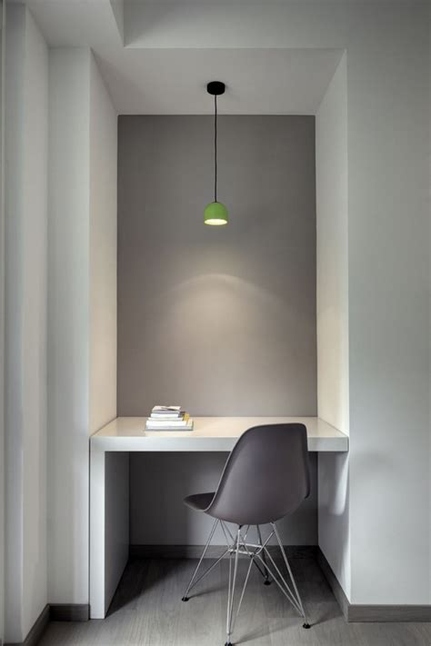 minimalist workspace grey minimalist office green l decobizz com