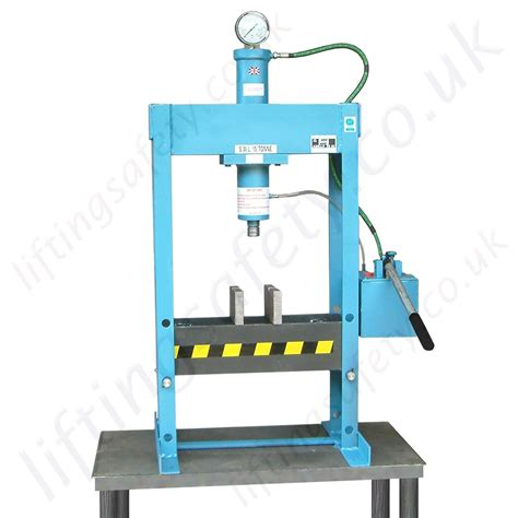bench hydraulic press hydraulic bench press manual hydraulic operation 12