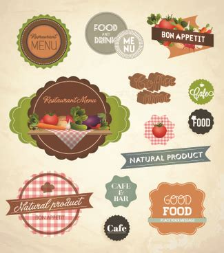 design label food food label free vector download 12 670 free vector for