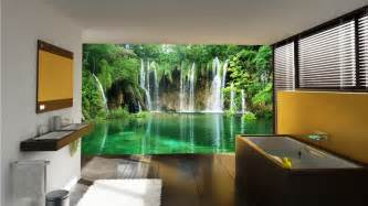 beautiful wall mural designs for your bathroom youtube 1000 ideas about wallpaper stores on pinterest room