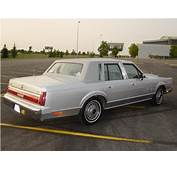 Image 1986 Lincoln Town Car By Wikimedia User Brougham96