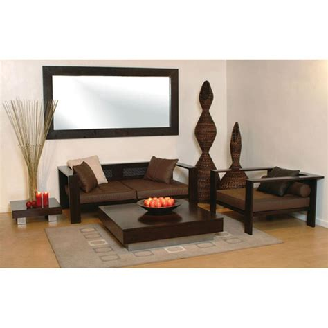 Wooden Sofa Sets India Sheesham Wood Sofa Sets Indian Indian Living Room Furniture