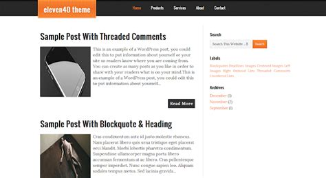 wordpress like templates for blogger top 10 premium wordpress like blogger templates for free