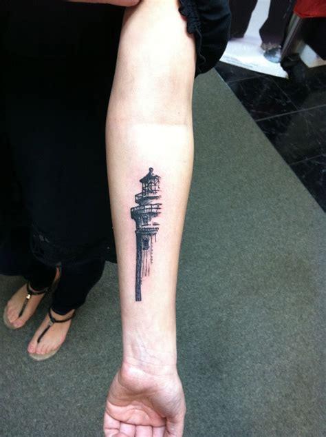 henna tattoo panama city beach light house by ben spangler iv horsemen