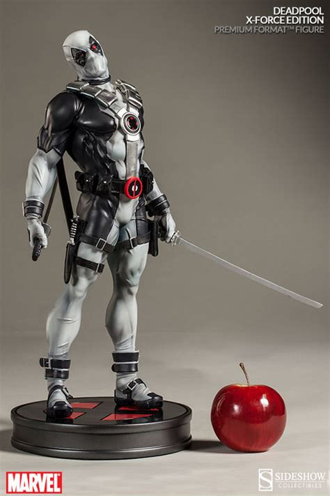 Exclusive Custom Deadpool 2 Terlaris deadpool x edition sideshow marvel collectible