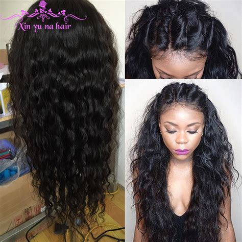 Long Black Curly Human Hair Wig | 8a cheap long human hair wigs unprocessed virgin brazilian