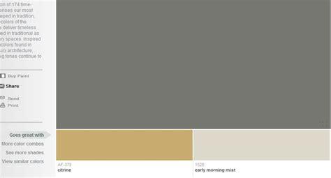 benjamin paint colors amherst grey