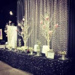 Wedding decorating wedding decorators banquet decor head table amp cake table decor wedding