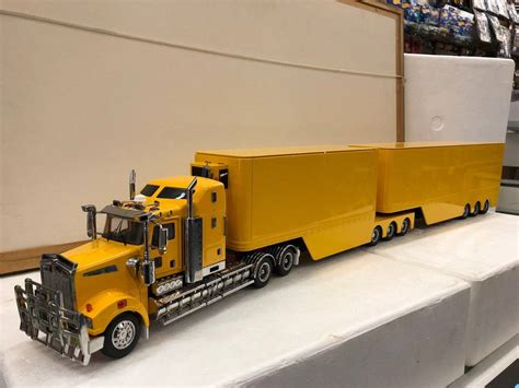 kenworth truck models australia kenworth t909 truck australian custom diecast