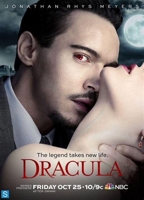 film seri tv tv cast images new poster for nbc s quot dracula quot series