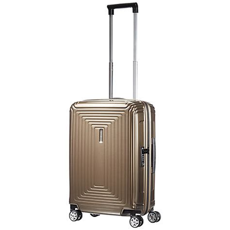 lewis cabin luggage buy samsonite neopulse 4 wheel 55cm cabin suitcase