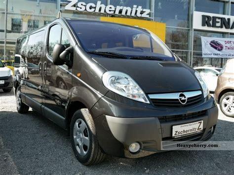 opel vivaro 9 seater l2h1 2 0 cdti dpf 2011 box type