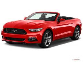 Ford Mustang 2016 2016 Ford Mustang Pictures Angular Front U S News