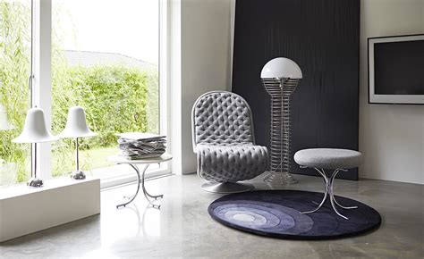 panton system    deluxe lounge chair hivemoderncom