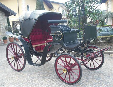 Carrozza Vittoria - nuovo cerimonia vittoria mendika bagozzi carrozze