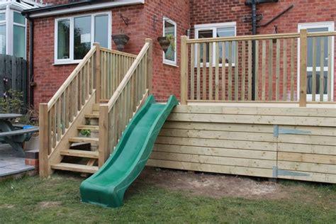 slide deck sheffield landscaper gallery patios decking ponds fencing