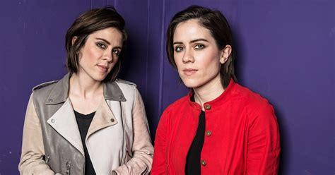 Ray Of Light Madonna Hear Tegan And Sara S Bittersweet New Relationship Song