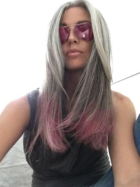 hair gray 50 ultra chic shades of grey hair