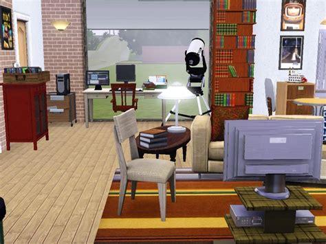 the big bang theory apartment big bang theory raj s apartment by pilotus
