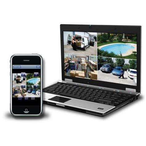 Cctv Laptop adelaide security cctv installation vision living