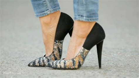 Would You Wear Careys High Heels by 4 Ways To Wear With Heels Get The Look