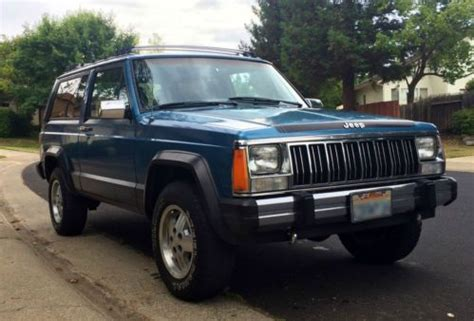 1987 Jeep Chief Sell Used 1987 Jeep Chief 69 000 Original