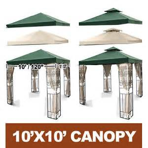 8x8 Gazebo Canopy Replacement Lowes by Lowe S 8x8 Canopy Submited Images