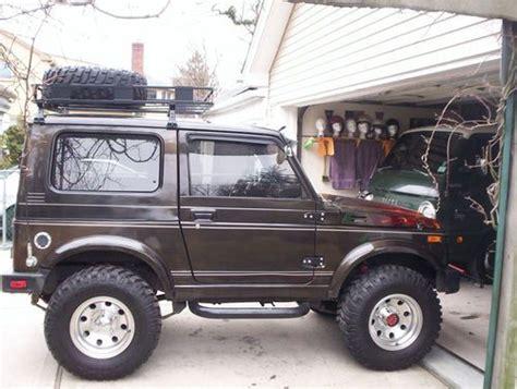 New Suzuki Samurai Purchase Used Suzuki Samurai In West Hempstead New York