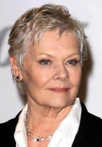 judi dench haircut judi dench mature hairstyles