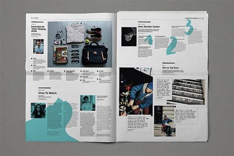 mag layout inspiration editorial design inspiration companion magazine