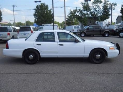 purchase used 2009 ford crown victoria police interceptor in 984 st rt 28 milford ohio