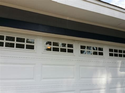 garage door section replacement real time service area for all american garage door co
