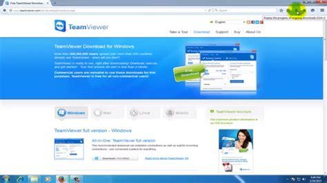 youtube tutorial teamviewer remote desktop with teamviewer youtube