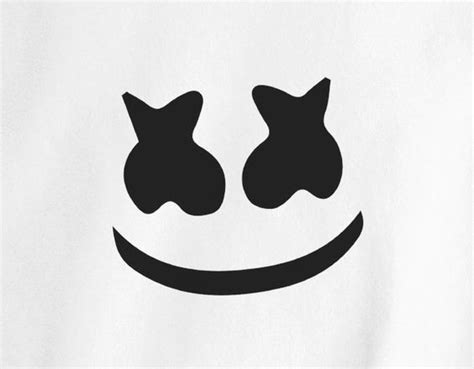 marshmello eyes who is marshmellow man edm dance music trance party music