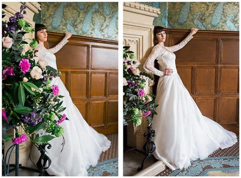 bridal shoot at the basing room winchester