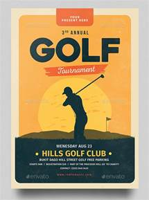 Golf Flyer Template by 19 Golf Flyer Templates Free Psd Ai Eps Format