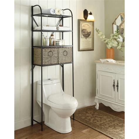 concepts windsor            metal   toilet storage space saver