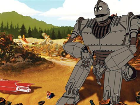 the iron giant the iron giant movie review movie fail