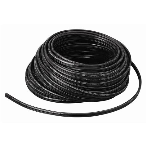 16 2 landscape lighting cable hinkley lighting 500 ft 16 2 wire spool cord 0516ft the home depot