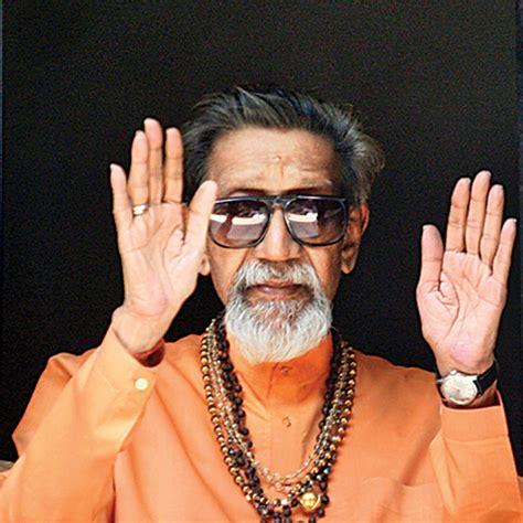 bal thakre image shiv sena s golden jubilee 50 years of a paper tiger