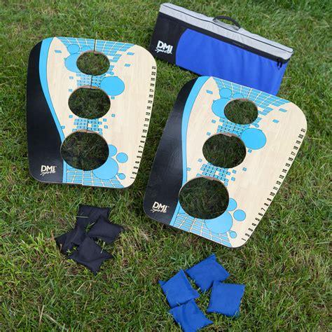 verus sports folding  hole bean bag toss  outdoor